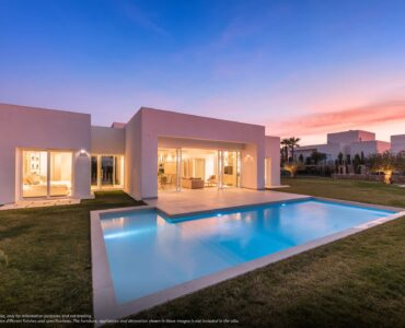 Nieuwbouw Villa Te koop in Benidorm in Spanje, gelegen aan de Costa Blanca-Noord