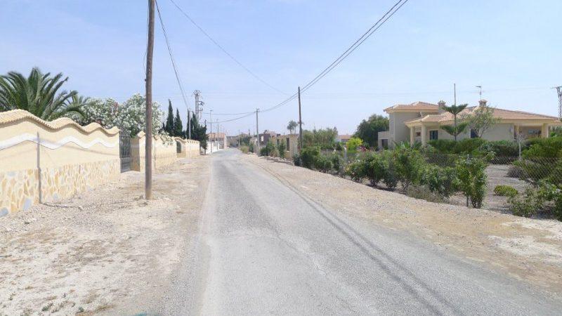 Resale Grondstuk Te koop in Daya Vieja in Spanje, gelegen aan de Costa Blanca-Zuid