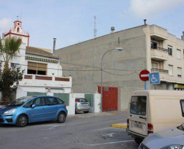 Resale Grondstuk Te koop in Rojales in Spanje, gelegen aan de Costa Blanca-Zuid