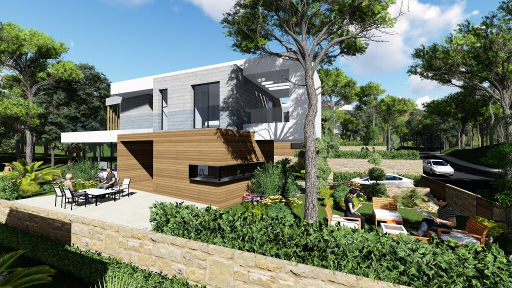 Nieuwbouw Villa Te koop in Finestrat in Spanje, gelegen aan de Costa Blanca-Noord