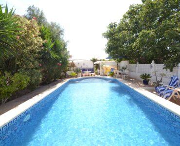 Resale Villa Te koop in Los Montesinos in Spanje, gelegen aan de Costa Blanca-Zuid