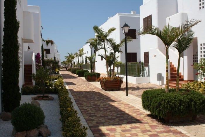 Nieuwbouw Appartement Te koop in San Juan De Los Terreros in Spanje, gelegen aan de Costa de Almería