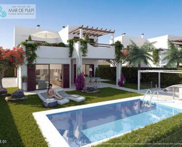 Resale Villa Te koop in San Juan De Los Terreros in Spanje, gelegen aan de Costa de Almería