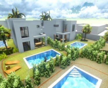 Nieuwbouw Villa Te koop in Puerto Rey (04621) in Spanje, gelegen aan de Costa de Almería