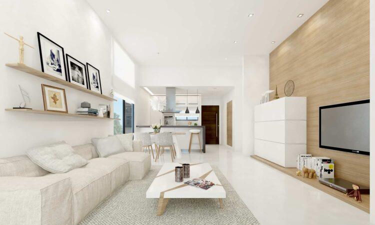 Nieuwbouw Villa Te koop in Ciudad Quesada in Spanje, gelegen aan de Costa Blanca-Zuid