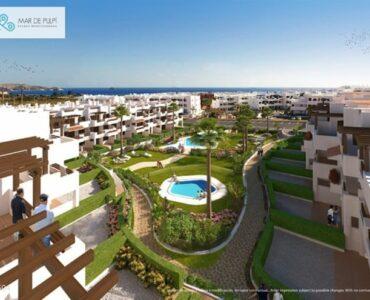 Resale Appartement Te koop in San Juan De Los Terreros in Spanje, gelegen aan de Costa de Almería
