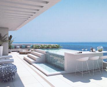 Nieuwbouw Appartement Te koop in Benalmadena in Spanje, gelegen aan de Costa del Sol-Centro