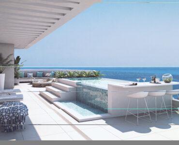 Nieuwbouw Villa Te koop in Benalmadena in Spanje, gelegen aan de Costa del Sol-Centro