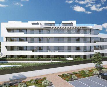 Nieuwbouw Project  in Torrox Costa in Spanje, gelegen aan de Costa del Sol-Oost