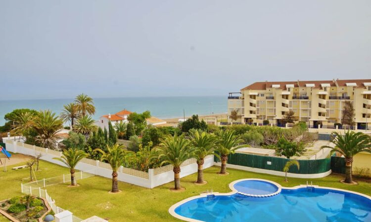 Resale Appartement Te koop in Dénia in Spanje, gelegen aan de Costa Blanca-Noord