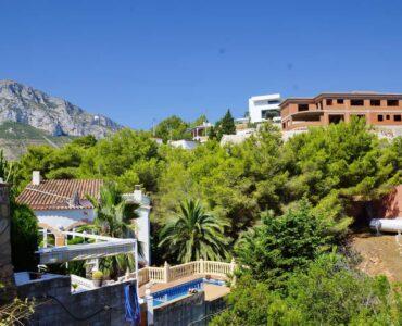 Resale Grondstuk Te koop in Dénia in Spanje, gelegen aan de Costa Blanca-Noord