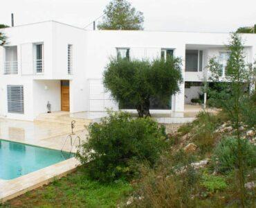 Nieuwbouw Villa Te koop in Moraira in Spanje, gelegen aan de Costa Blanca-Noord