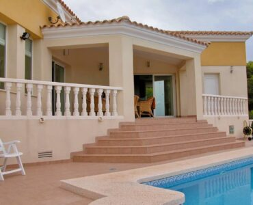 Resale Villa Te koop in Altea in Spanje, gelegen aan de Costa Blanca-Noord