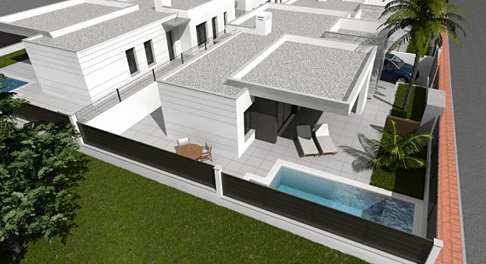 Villa te koop in San Juan de los Terreros (Spanje, Costa de Almeria)