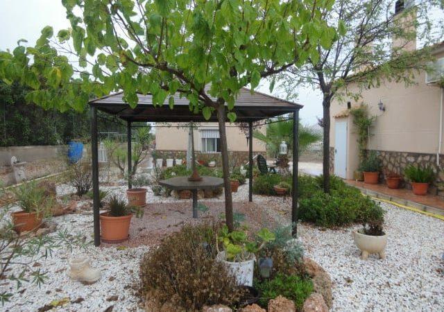 Resale Villa Te koop in Hondon De Los Frailes in Spanje, gelegen aan de Costa Blanca-Zuid