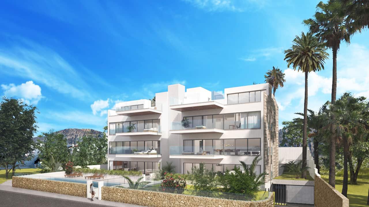 Appartement te koop in Santa Pola (Spanje, Costa Blanca)