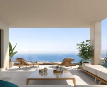 Nieuwbouw Project  in Benalmadena in Spanje, gelegen aan de Costa del Sol-Centro