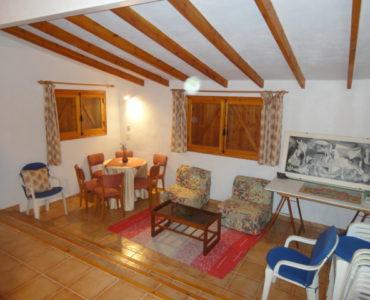 Resale Villa Te koop in Hondon De Las Nieves in Spanje, gelegen aan de Costa Blanca-Zuid