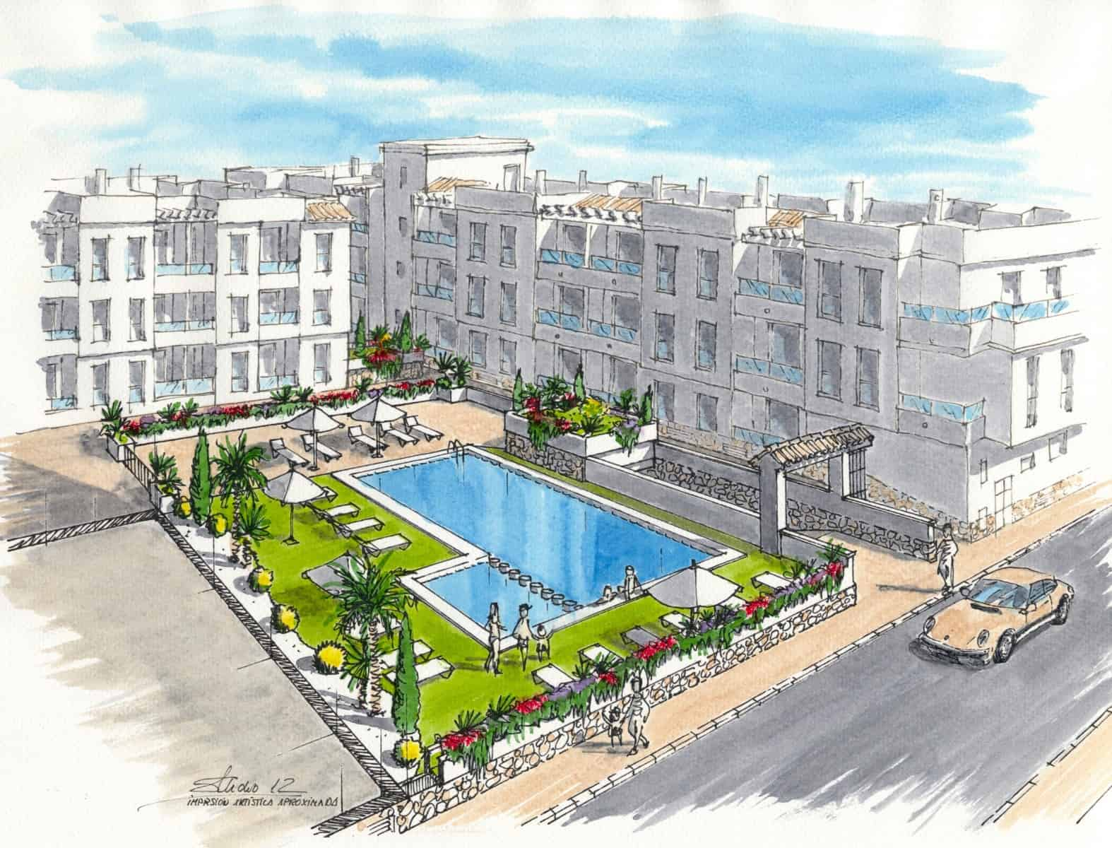 Appartement te koop in Torrevieja (Spanje, Costa Blanca)