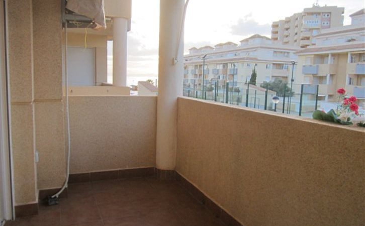 Resale Appartement Te koop in La Manga Del Mar Menor in Spanje, gelegen aan de Costa Cálida