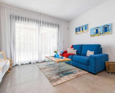 Nieuwbouw Huis Te koop in Pilar De La Horadada in Spanje, gelegen aan de Costa Blanca-Zuid