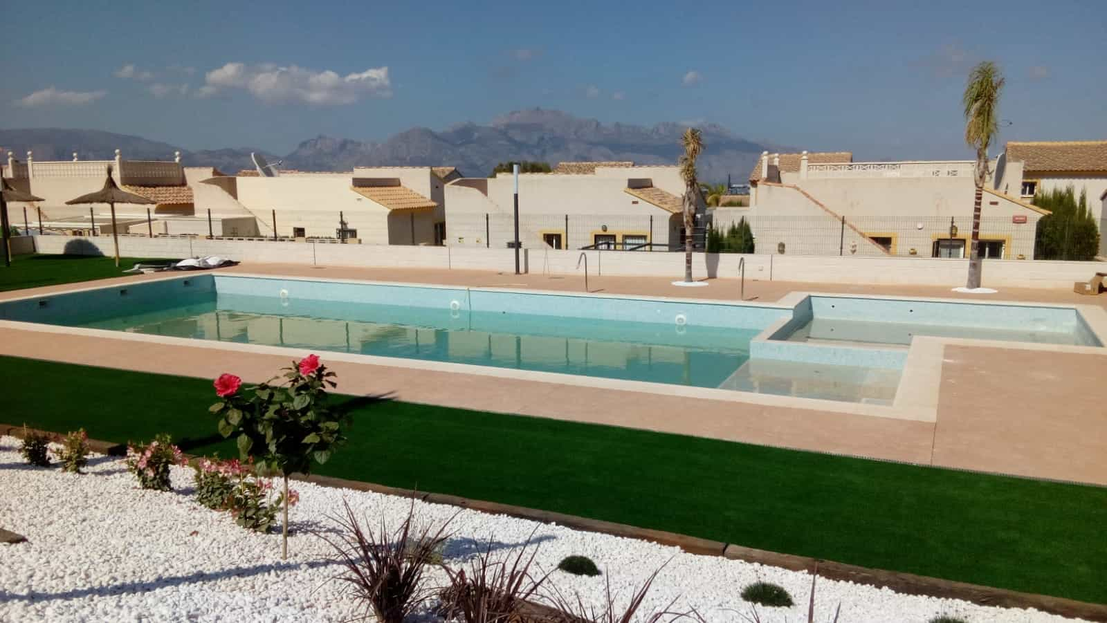 Nieuwbouw Appartement Te koop in Polop in Spanje, gelegen aan de Costa Blanca-Noord