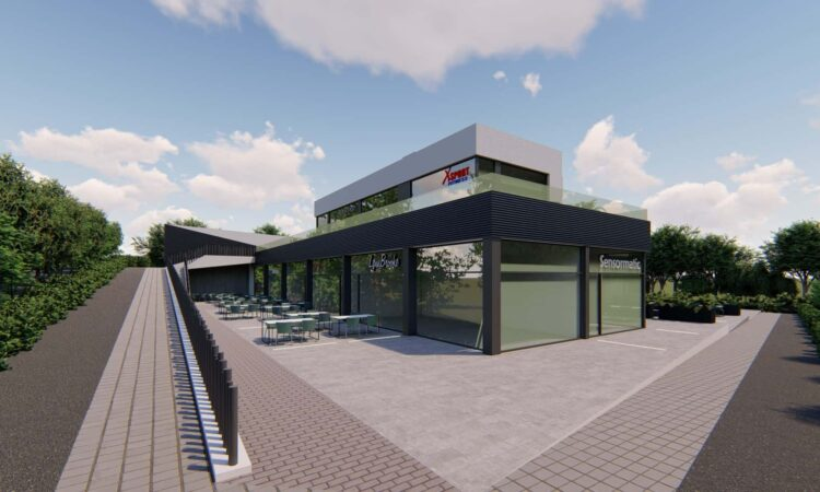 Nieuwbouw Commercieel Te koop in Benijófar in Spanje, gelegen aan de Costa Blanca-Zuid