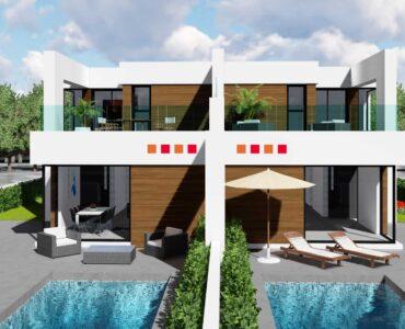 Nieuwbouw Huis Te koop in Benijófar in Spanje, gelegen aan de Costa Blanca-Zuid