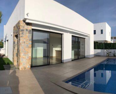 Nieuwbouw Villa Te koop in San Javier in Spanje, gelegen aan de Costa Cálida