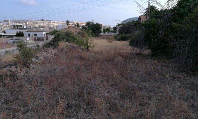 Resale Grondstuk Te koop in Calpe in Spanje, gelegen aan de Costa Blanca-Noord