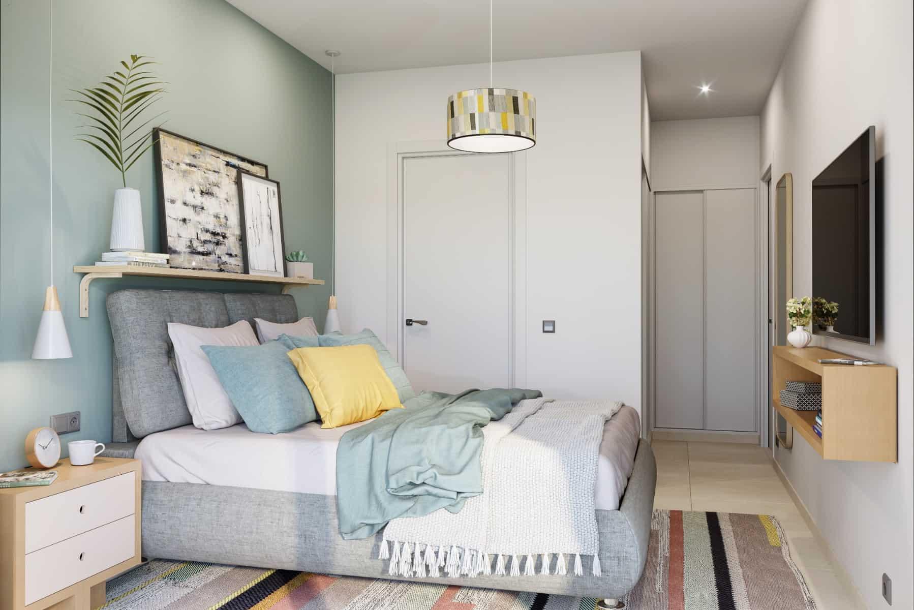 Nieuwbouw Appartement Te koop in Alhama de Murcia in Spanje, gelegen aan de Costa Cálida