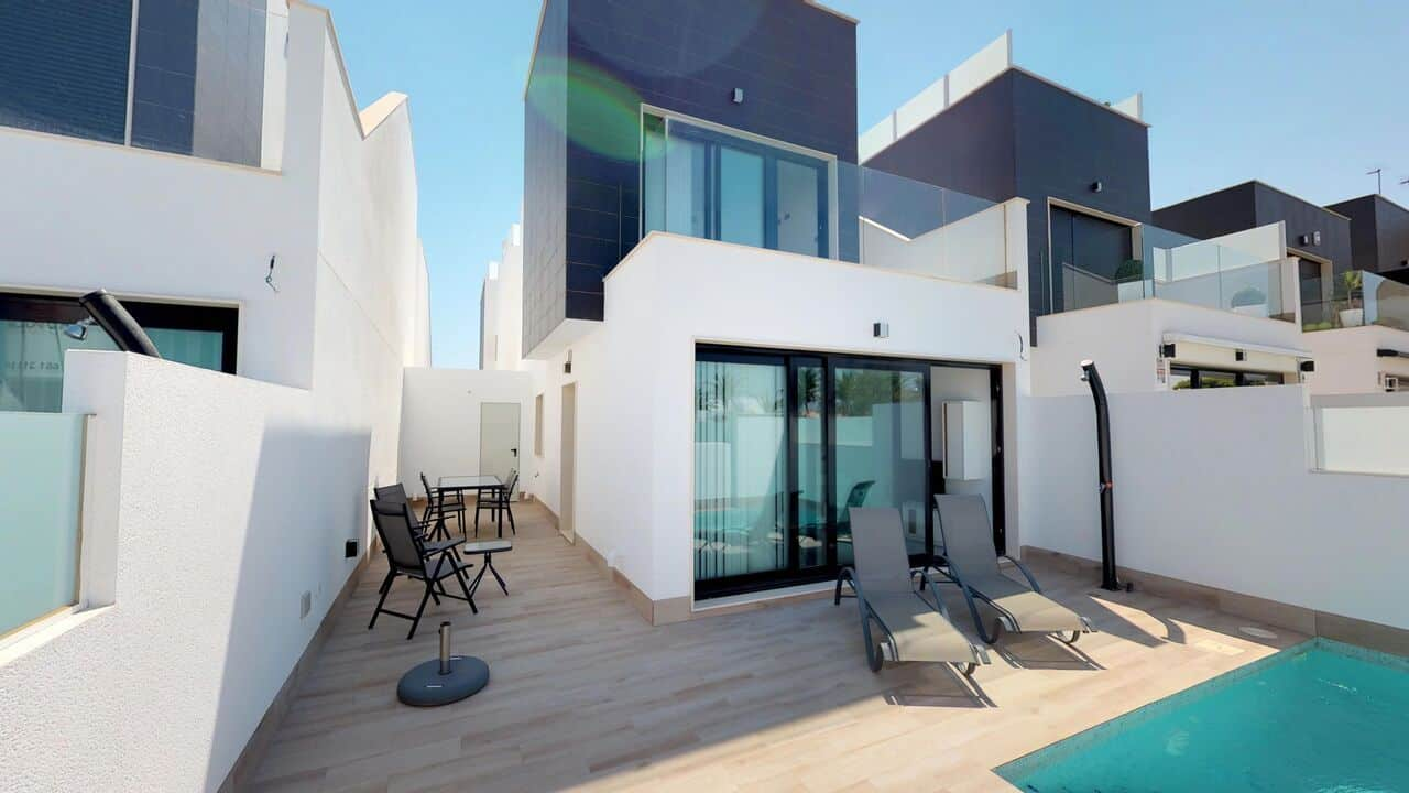 Villa te koop in San Pedro del Pinatar (Spanje, Costa Calida)