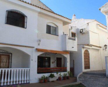 Resale Huis Te koop in Santa Pola in Spanje, gelegen aan de Costa Blanca-Zuid