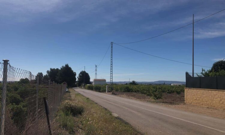 Resale Grondstuk Te koop in Albatera in Spanje, gelegen aan de Costa Blanca-Zuid