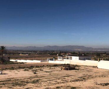 Resale Grondstuk Te koop in Elx/Elche (03200) in Spanje, gelegen aan de Costa Blanca-Zuid
