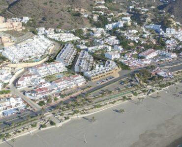 Nieuwbouw Project  in Mojacar in Spanje, gelegen aan de Costa de Almería