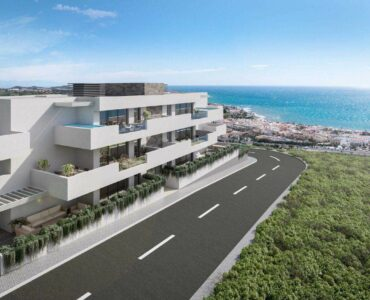 Nieuwbouw Project  in Mijas Costa in Spanje, gelegen aan de Costa del Sol-Centro