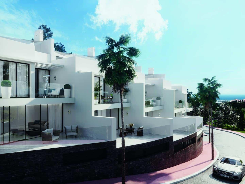 Nieuwbouw project in Benalmadena (Spanje, Costa del Sol)