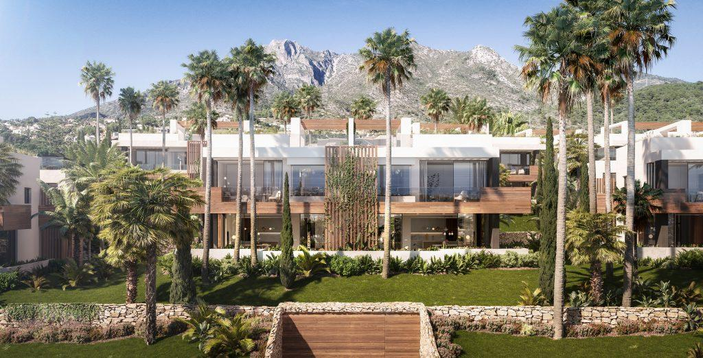 Nieuwbouw project in Marbella Golden Mile (Spanje, Costa del Sol)