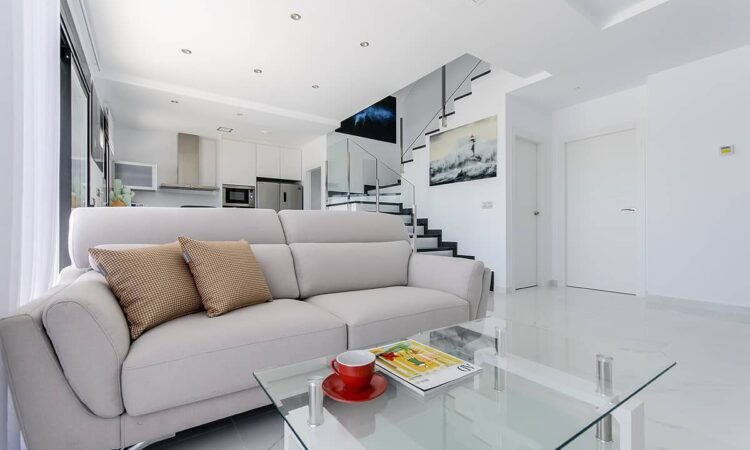 Nieuwbouw Villa Te koop in Los Montesinos in Spanje, gelegen aan de Costa Blanca-Zuid