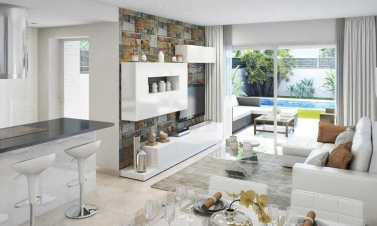 Nieuwbouw Villa Te koop in Rojales in Spanje, gelegen aan de Costa Blanca-Zuid
