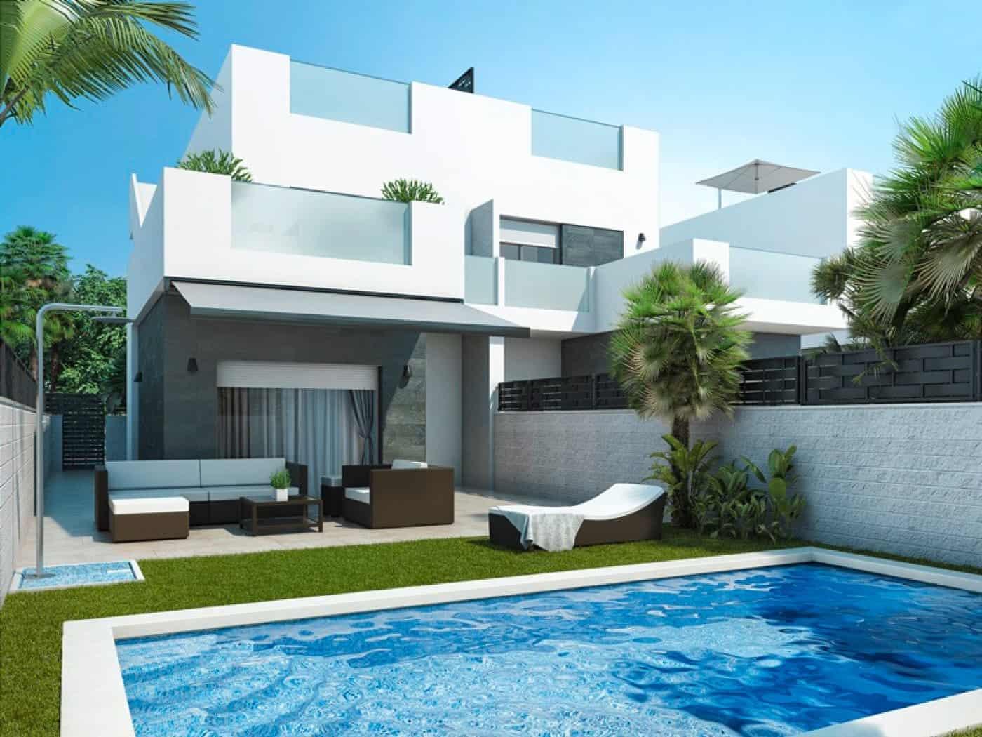 Villa te koop in Rojales (Spanje, Costa Blanca)