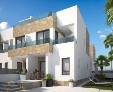 Nieuwbouw Huis Te koop in Bigastro in Spanje, gelegen aan de Costa Blanca-Zuid