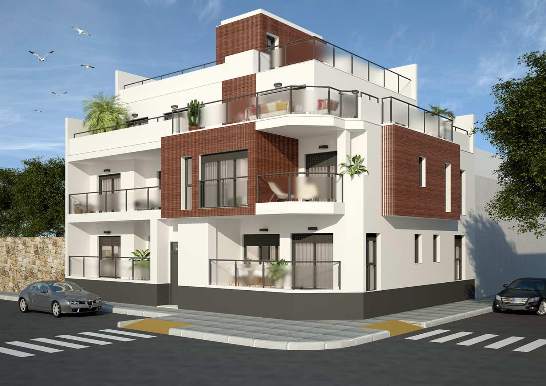 Appartement te koop in Torre de la Horadada (Spanje, Costa Blanca)