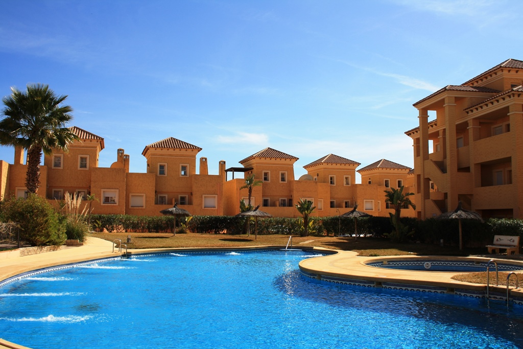 Appartement te koop in Vera Valle Del Este Golf Resort (Spanje, Costa de Almeria)