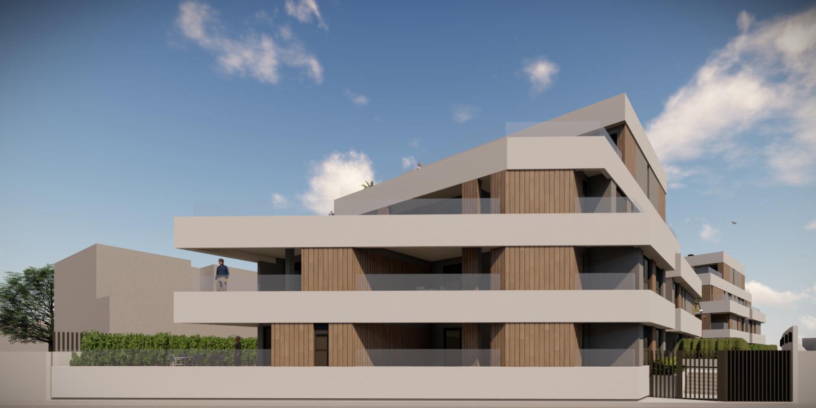 Nieuwbouw project in San Javier (Spanje, Costa Cálida)