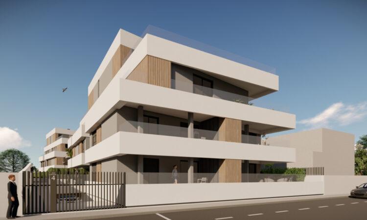 Nieuwbouw Project  in San Javier in Spanje, gelegen aan de Costa Cálida