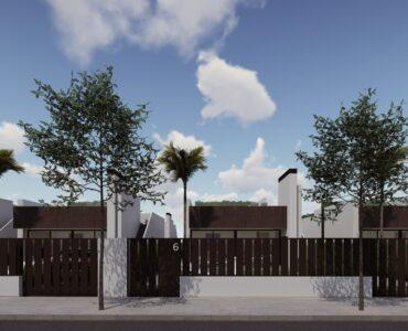 Nieuwbouw Project  in Sucina in Spanje, gelegen aan de Costa Cálida