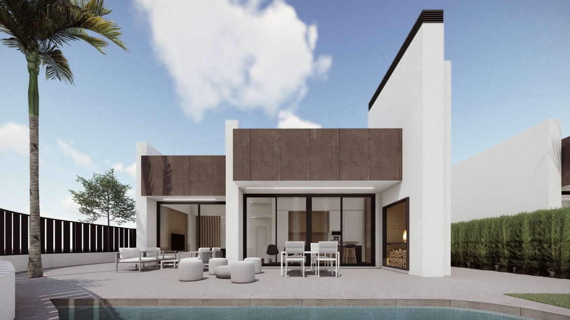 Nieuwbouw project in Sucina (Spanje, Costa Blanca)