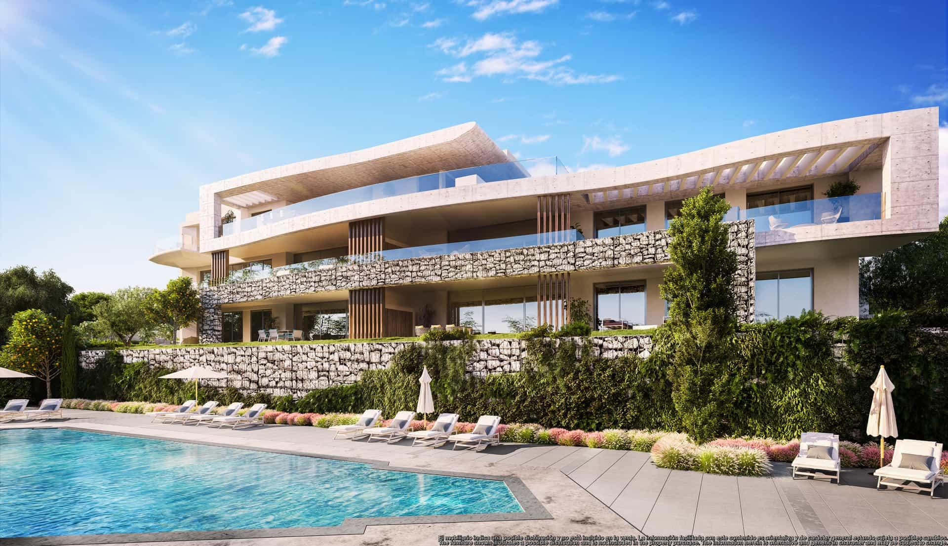 Nieuwbouw project in Benahavis (Spanje, Costa del Sol)